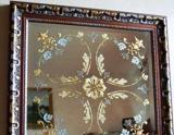 Декор зеркал и стекла 101