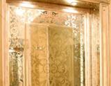 Декор зеркал и стекла 103
