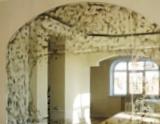 Декор зеркал и стекла 104