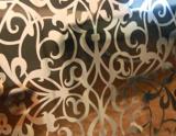 Декор зеркал и стекла 95
