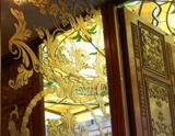 Декор зеркал и стекла 98